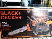 BLACK & DECKER Miscellaneous Lawn Tool LCS1020